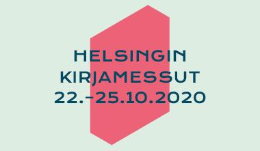 Helsingin Kirjamessut 22.–25.10.2020