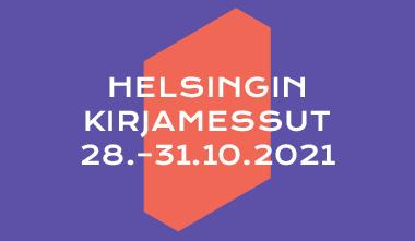 HELSINGIN KIRJAMESSUT  28.–31.10.2021